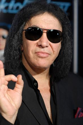 Picture of quotation author Gene Simmons
