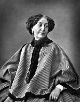 Picture of quotation author George Sand