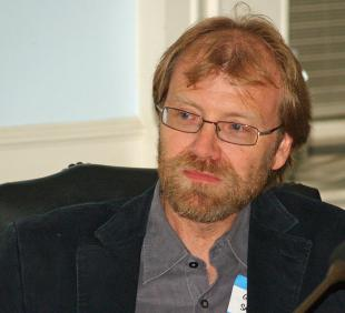 Picture of quotation author George Saunders