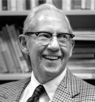 Picture of quotation author George Stigler