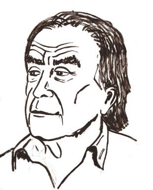 Picture of quotation author Gerald Scarfe