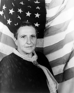 Picture of quotation author Gertrude Stein