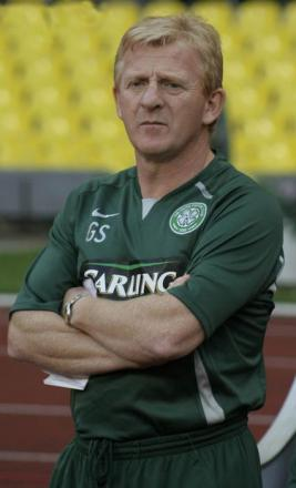 Picture of quotation author Gordon Strachan