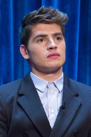 Picture of quotation author Gregg Sulkin