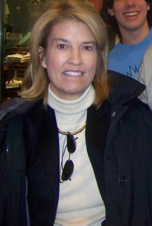 Picture of quotation author Greta Van Susteren