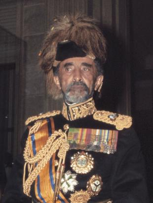 Picture of quotation author Haile Selassie