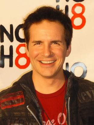 Picture of quotation author Hal Sparks
