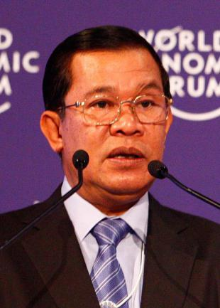 Picture of quotation author Hun Sen