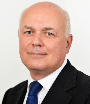 Picture of quotation author Iain Duncan Smith