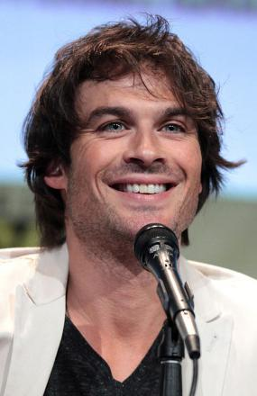 Picture of quotation author Ian Somerhalder