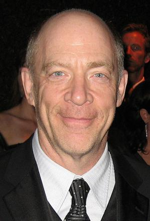 Picture of quotation author J. K. Simmons