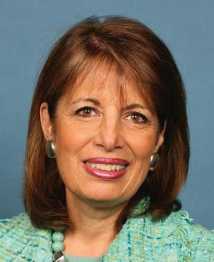 Picture of quotation author Jackie Speier