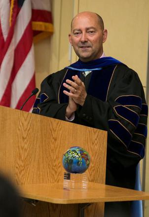 Picture of quotation author James G. Stavridis