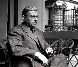Picture of quotation author Jean-Paul Sartre