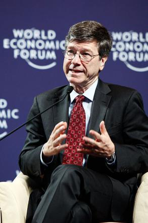 Picture of quotation author Jeffrey Sachs
