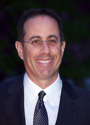 Picture of quotation author Jerry Seinfeld