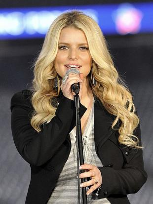 Picture of quotation author Jessica Simpson