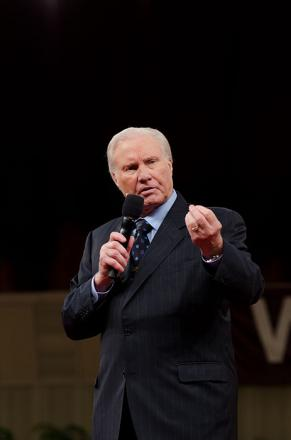 Picture of quotation author Jimmy Swaggart