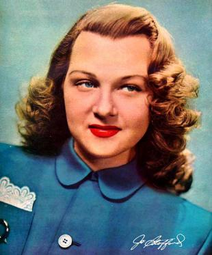 Picture of quotation author Jo Stafford