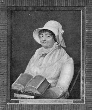 Picture of quotation author Joanna Southcott