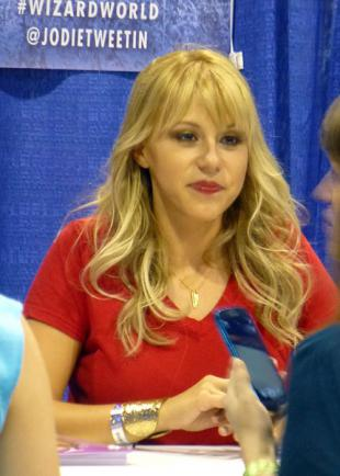 Picture of quotation author Jodie Sweetin