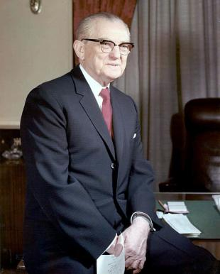 Picture of quotation author John C. Stennis