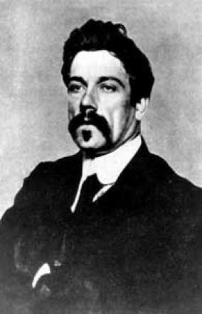 Picture of quotation author John Millington Synge