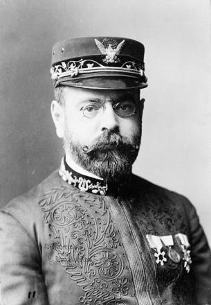 Picture of quotation author John Philip Sousa