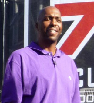 Picture of quotation author John Salley