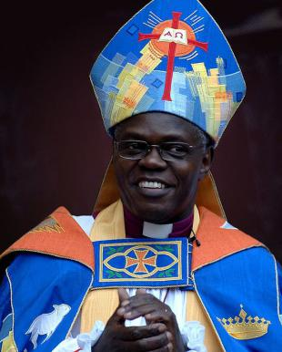 Picture of quotation author John Sentamu