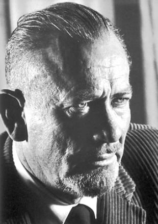 Picture of quotation author John Steinbeck