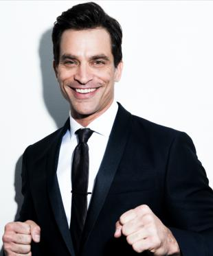 Picture of quotation author Johnathon Schaech