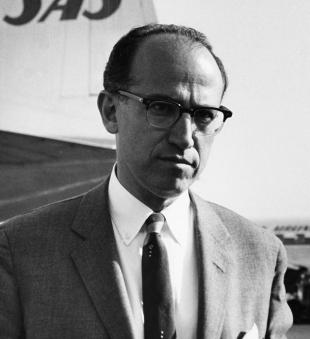 Picture of quotation author Jonas Salk