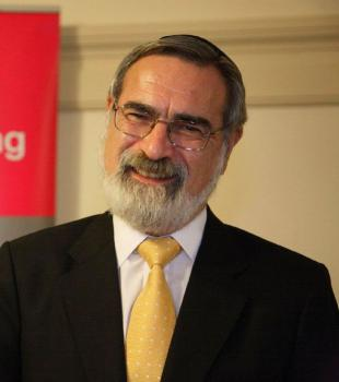 Picture of quotation author Jonathan Sacks