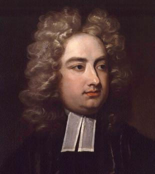 Picture of quotation author Jonathan Swift