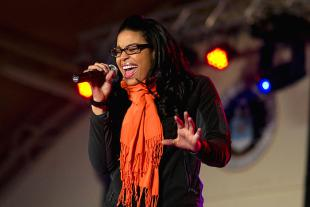 Picture of quotation author Jordin Sparks