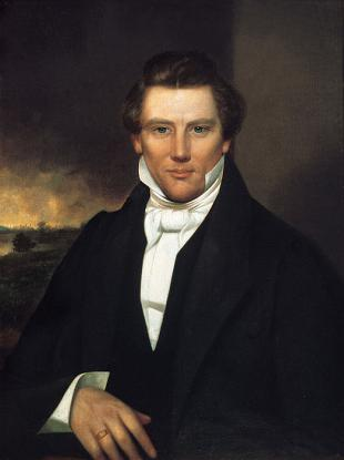 Picture of quotation author Joseph Smith, Jr.