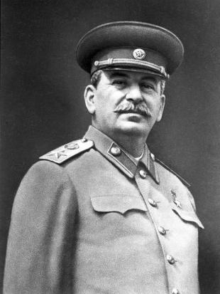 Picture of quotation author Joseph Stalin