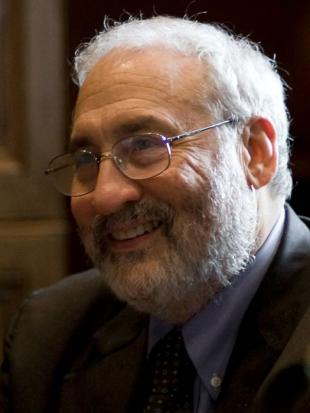 Picture of quotation author Joseph Stiglitz