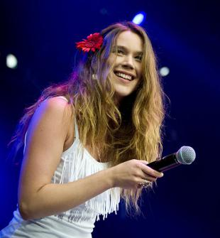 Picture of quotation author Joss Stone