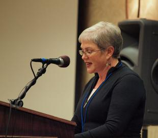 Picture of quotation author Julia Sweeney
