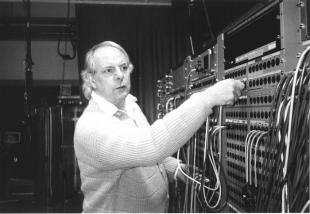 Picture of quotation author Karlheinz Stockhausen