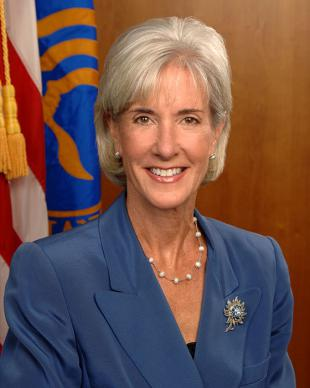 Picture of quotation author Kathleen Sebelius