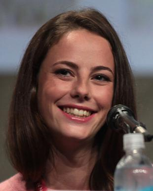 Picture of quotation author Kaya Scodelario