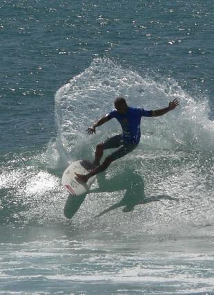 Picture of quotation author Kelly Slater