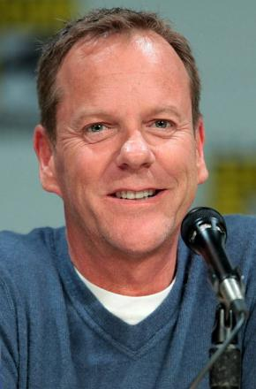 Picture of quotation author Kiefer Sutherland