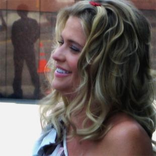 Picture of quotation author Kristy Swanson