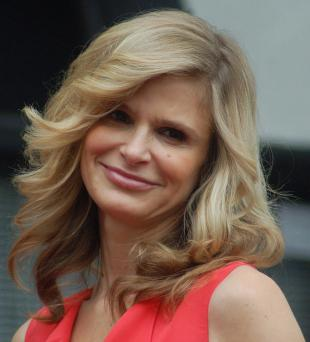 Picture of quotation author Kyra Sedgwick