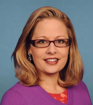 Picture of quotation author Kyrsten Sinema