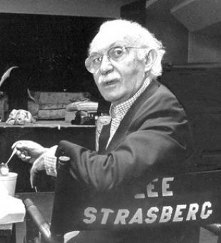 Picture of quotation author Lee Strasberg